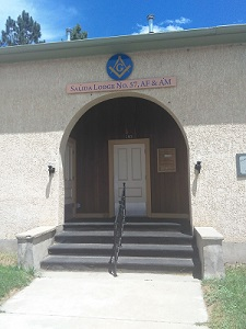 The New Salida Masonic Temple Association