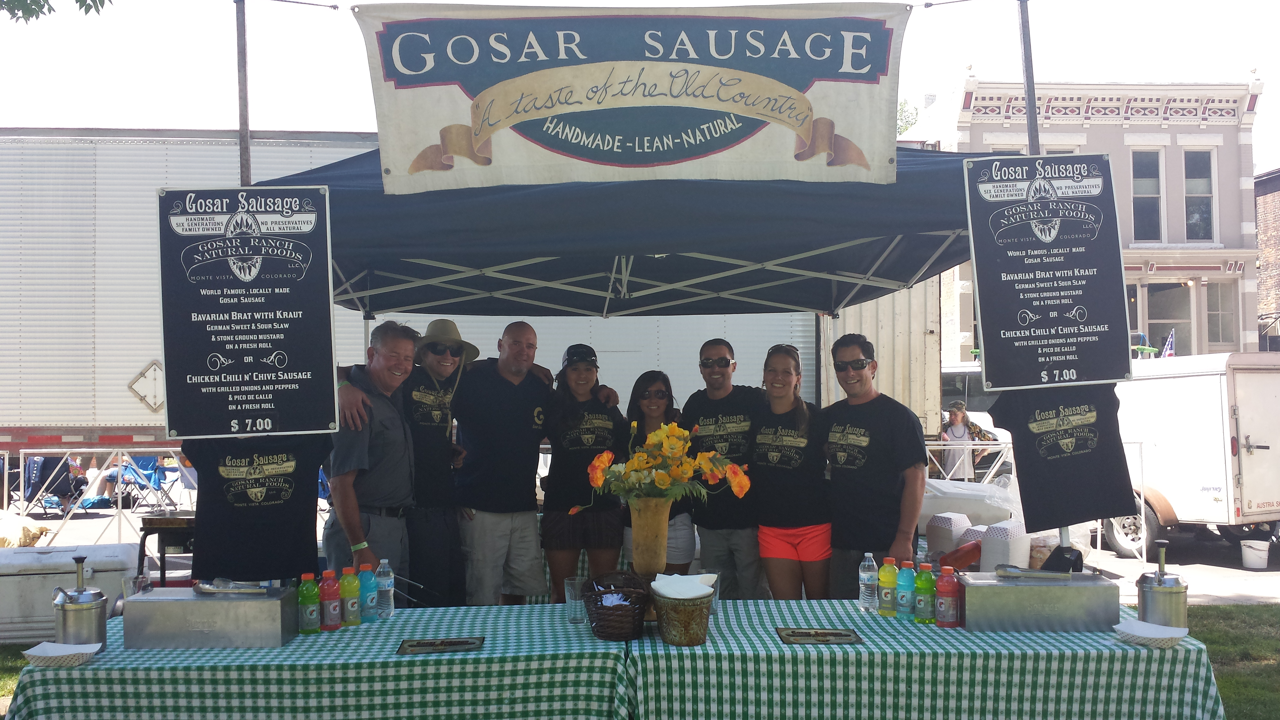 Gosar Ranch Natural Foods