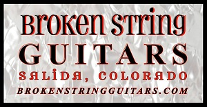 Broken String Guitars