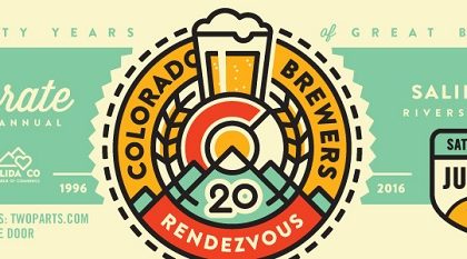 21st Annual Colorado Brewers Rendezvous – July 8, 2017