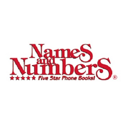 Names and Numbers Guide