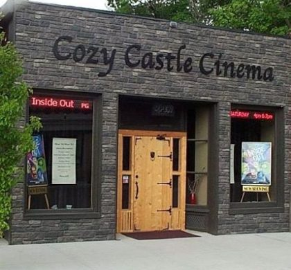 Cozy Castle Cinema