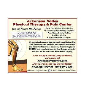 Arkansas Valley Physical Therapy & Pain Center