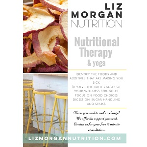 Liz Morgan Nutrition – May