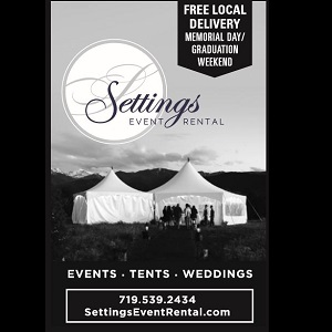 Settings Event Rental – May