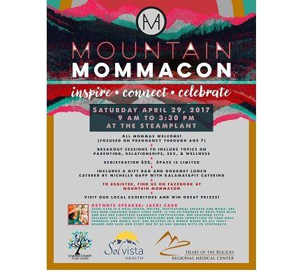 Mountain Mommacon – April 29