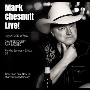 Mark Chestnutt – July 22nd