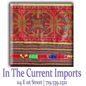 In the Current Imports – Featured Artists for Artwalk – June 23, 24, 25