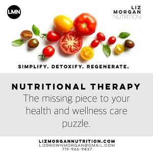 Liz Morgan Nutrition – June