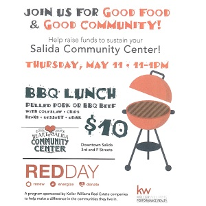 Red Day BBQ Lunch – May 11