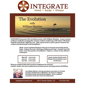 Integrate – The Evolution with William Martino