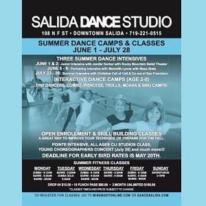 Salida Dance Studio – June