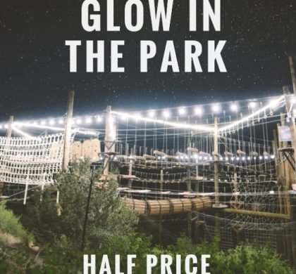 Brown's Canyon Adventure Park – Glow in the Park – July 3