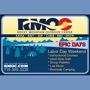 RMOC – Epic Days – Labor Day Weekend – Sept. 2-4