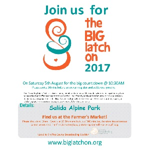 Chaffee County Public Health – The Big Latch 2017 – August 5