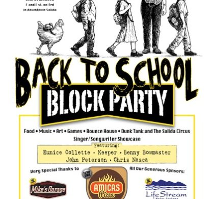 Khen – Back to School Block Party – Aug 13