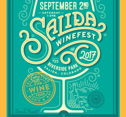6th Annual Salida Wine Fest – September 2