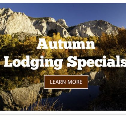Mount Princeton Hot Springs – October