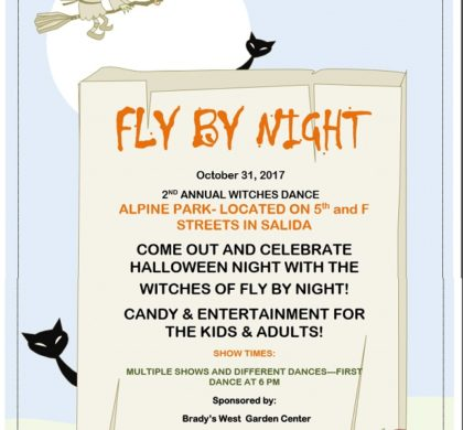 Fly by the Night – Witches Dance – October 31
