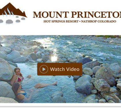 Mount Princeton Hot Springs – November