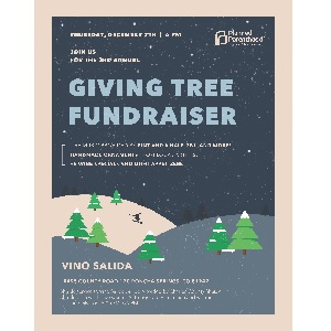 Planned Parenthood – The Giving Tree – December 7