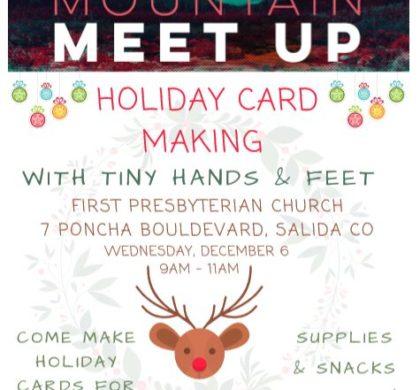 Mountain Meet Up – December 6