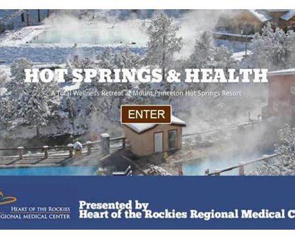 Mount Princeton Hot Springs Resort – December