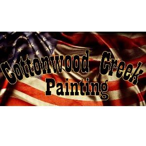 Cottonwood Creek Painting