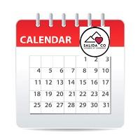 Calendar for Homepage
