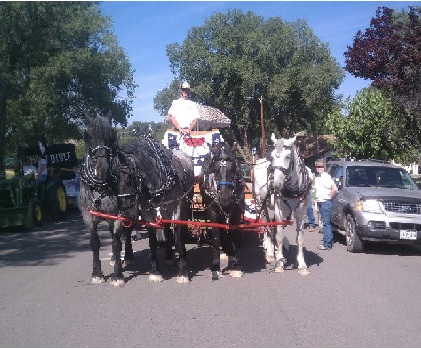 High Mountain Carriages
