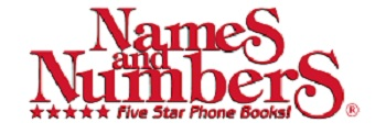 Names and Numbers Logo