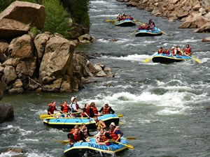 Noah's Ark Whitewater Rafting & Browns Canyon Adventure Park