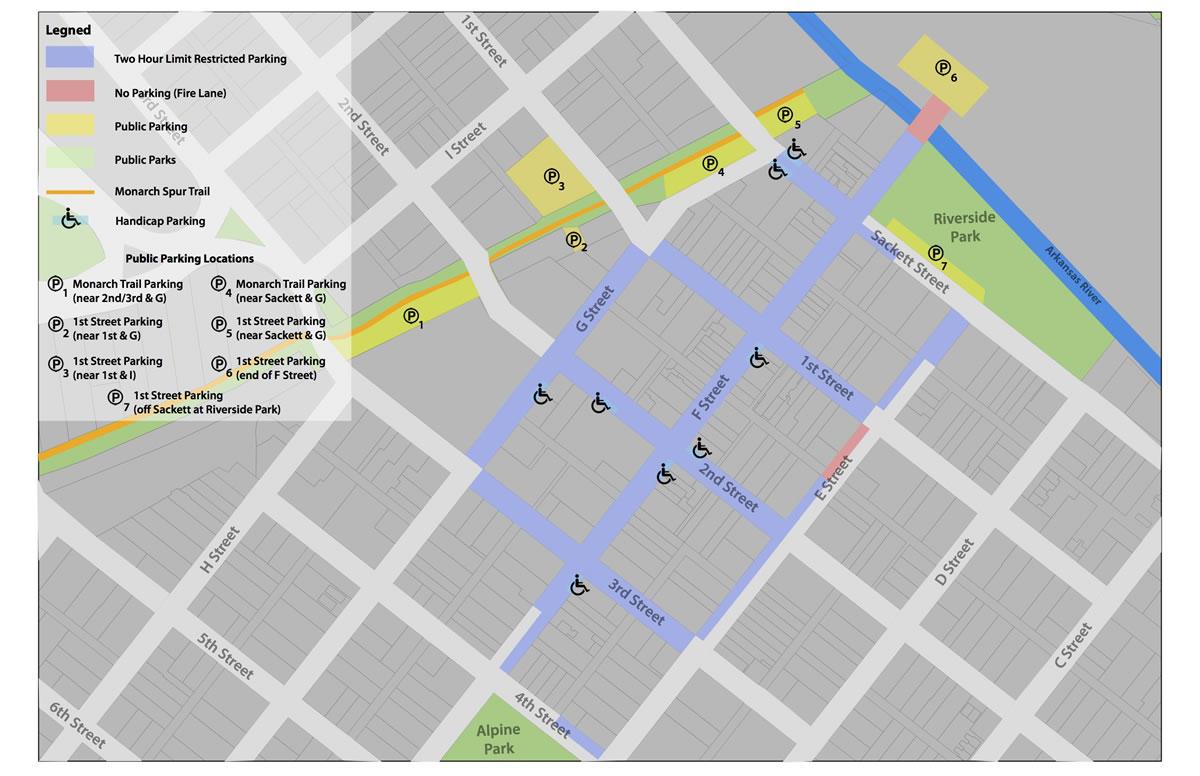 Salida-Parking-Map