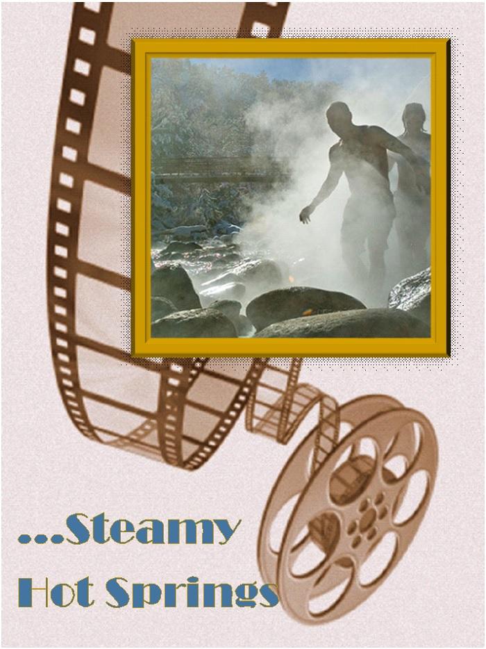 Steamy Hotsprings