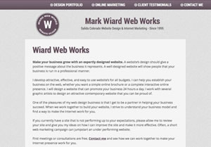 Wiard Web Works