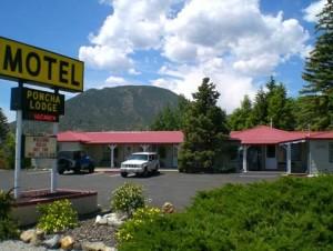 Poncha Lodge Motel