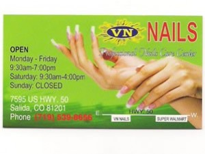 VN Nails