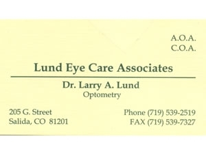 Lund Eye Care Associates