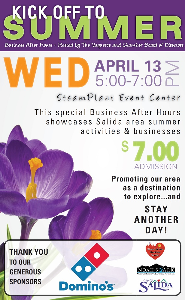 Salida Chamber of Commerce - Colorado visitor and business